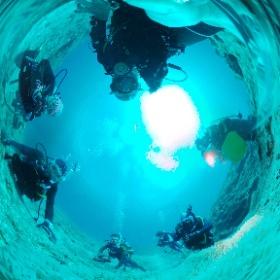 2020/11/15 宮古島、中の島チャネル #padi #diving #フリッパーダイブセンター #宮古島 #theta #theta_padi #theta360 #群馬 #伊勢崎 #ダイビングショップ #ダイビングスクール #ライセンス取得