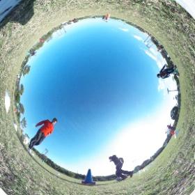 Picnic 1day camp #weareacmilan #MilanJunior #milansoccerschoolkomaki #theta360