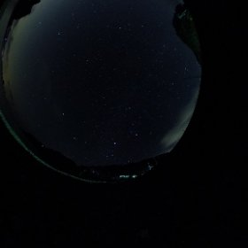 星空が綺麗ですね