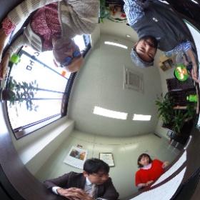 インタビュー@後藤税理士事務所 湘南ビジネスレビュー http://shonan.bizrevi.com #theta360