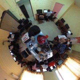 newsroom en 360 #theta360 #theta360fr