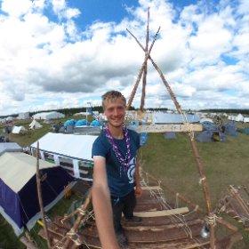 Aron Widforss på #Jamboree17: #theta360