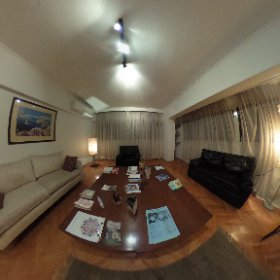 The waiting room at the Behman Consultations clinic in Zamalek. http://behmanconsultations.com