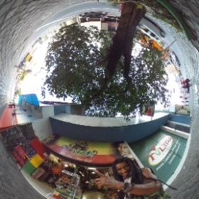 Faça Dread em Curitiba no Studio Donizete Dread #theta360