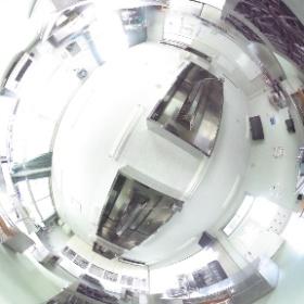 調理実習室 #theta360