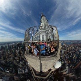 Empire State Building  #theta360