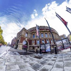 Royal Albert Hall #thetaz1 #thetaのある生活 #theta360