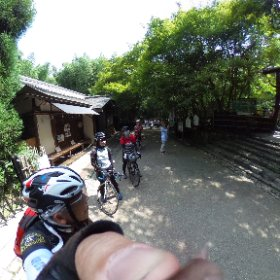 野宮神社 #theta360