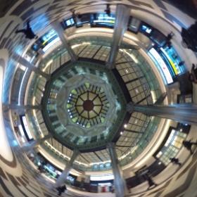 東京駅丸の内南口 #theta360