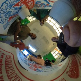 cybertitan lunch #theta360