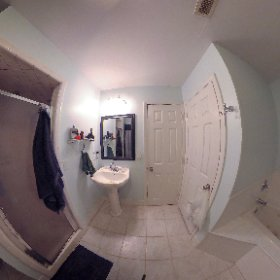 Before demolition #theta360