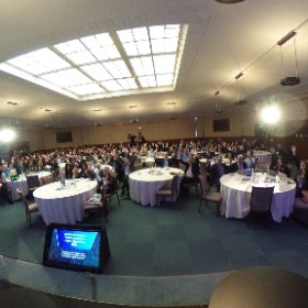 #360selfie of our wonderful panel and audience at #digitransform17 #theta360