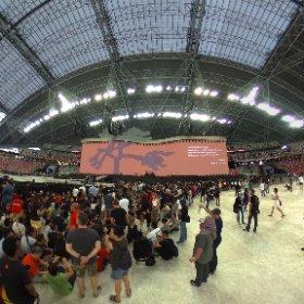 U2 Singapore 01/12