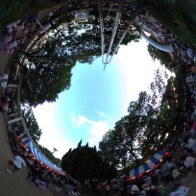 2016.08.07 豊中まつり2016 at 豊島公園その2#UFO3d