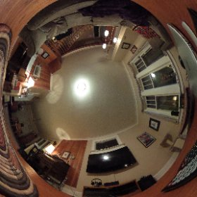 My First Spherical Photo