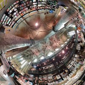Krasser Buchladen...