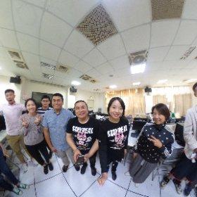 2019.12.17 台中 西苑高中 - VR虛擬實境入門實作