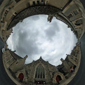 The Stahl Theatre, West Street, Oundle - a former Congregational Church built in 1852 #theta360