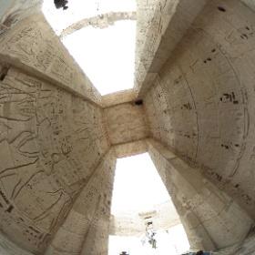 エジプト、ハブ神殿