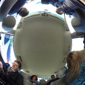 About to leave to Fredericksburg #eastertrip #360photo #theta360