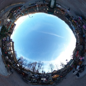 Shot in Gatlinburg, Tennessee with the Ricoh Theta V.