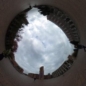 ワシントン大学 #theta360