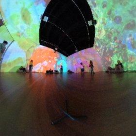#SummerOfLoveSF @deyoungmuseum #lifeincolor360 #sf #theta360