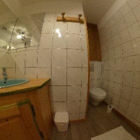 4 salle de bains 2 #theta360 #theta360fr