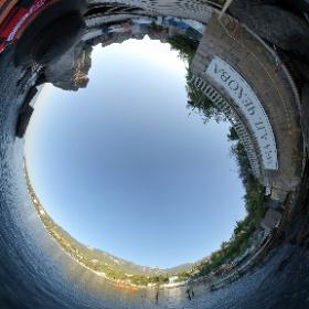 Лодочная Гурзуф * #Ялта #Крым #Россия 360°   #Yalta #Crimea #Russia