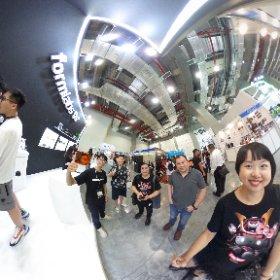 2019.08.21 台灣國際3D列印展 - 台灣天馬科技