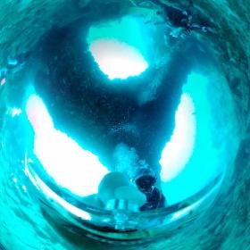 2020/08/09 八丈島・底土、三又アーチ #padi #diving #フリッパーダイブセンター #八丈島 #theta #theta_padi #theta360 #群馬 #伊勢崎 #ダイビングショップ #ダイビングスクール #ライセンス取得