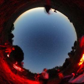 Am Sternenweg Großmugl mit project nightflight / Photoshooting