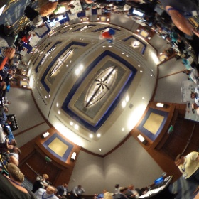 Having a great time showing #VR at the #atdcshowcase. Click the pic for a 360 degree view of the show.