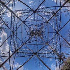 信貴敷津線2号直下 #thetaz1 #Dualfisheyeplugin #HDRDNG +/-4 stacking #theta360