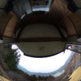 冬桜の宿神泉 #theta360
