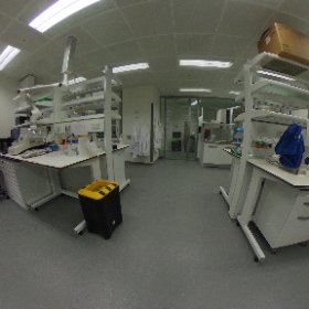 Take a tour of the @EMSTP @TheCrick - the embedding lab