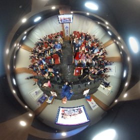 Giving a talk about Google Summer of Code at #mobiledays event in Ankara, Turkey. Great and nicest audience with @ieebilkent students 360 degree photo #theta360