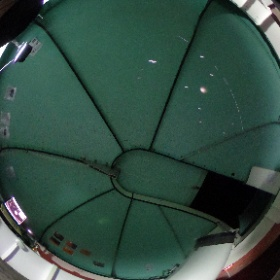 Interior of the Connaught Dome at the Norman Lockyer Observatory