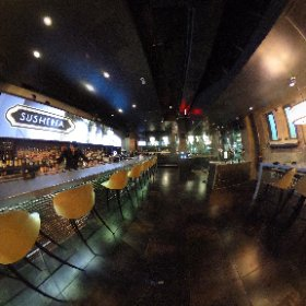 SUSHERIA Nikkei Cuisine  Sushi Peruvian-Japanese at the Georgetown Waterfront Park Come in and enjoy our unique restaurant experience for brunch, lunch, dinner,             or happy hour     (202) 333-2006 3101 K St NW, Washington, DC 20007 #theta360