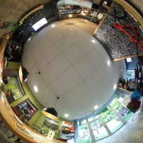 Bike Shop - Lourdes - France - Tourmal - Tour de France - Rent Bike #theta360 #theta360fr