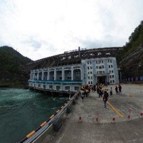新東江大壩360 #theta360