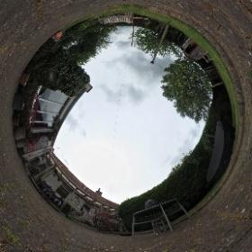 Alf Penny garden (2) #theta360