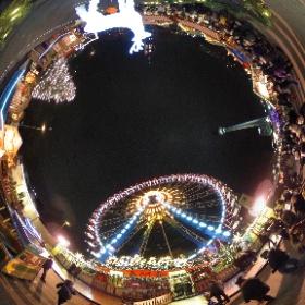 Berliner Weihnachtszeit 2016 am 15.12.2016 #theta360 #theta360de