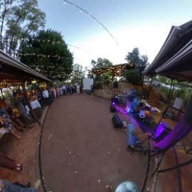 Private wedding R n K March 2019 at Darlington Estate Winery WA  https://linkfox.io/1xegS BEST HASHTAGS #LordOfTheRings   #firefly3d #theta360