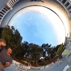 Lake house time!! #theta360