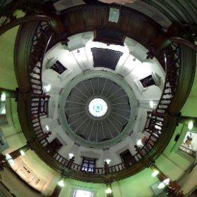 大阪府立中之島図書館 #theta360