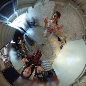 鳥取県のガールズポップユニットChelip(チェリップ)の第49回定期ライブにて ▼Chelipオフィシャルホームページ http://www.chelip.net #theta360
