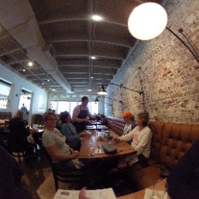 Outstanding dinner tonight at Morningside Kitchen #atlfoodie @murphysatlanta  #theta360