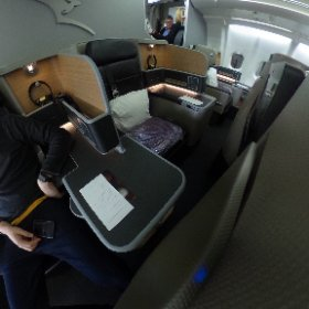 Qantas A330 Domestic Business Class