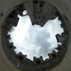Castle of the counts #gent #ghent #360view #theta360